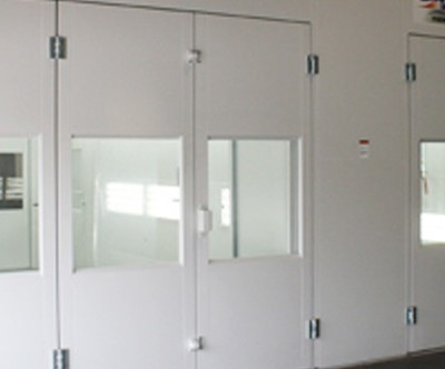 fleet paint booth