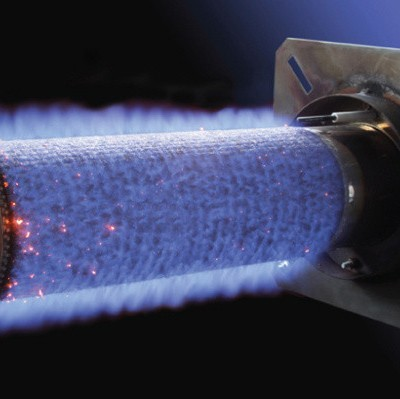 low nox burner lnb 1000 high fire blue flame mode