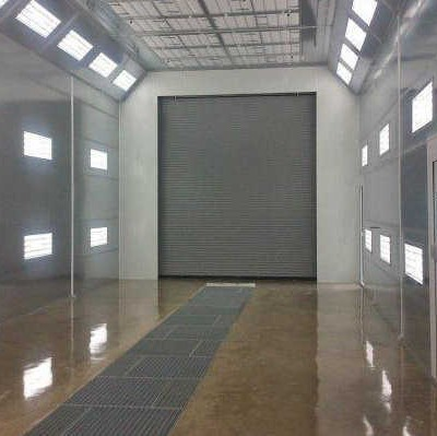 truck and rv spray booths