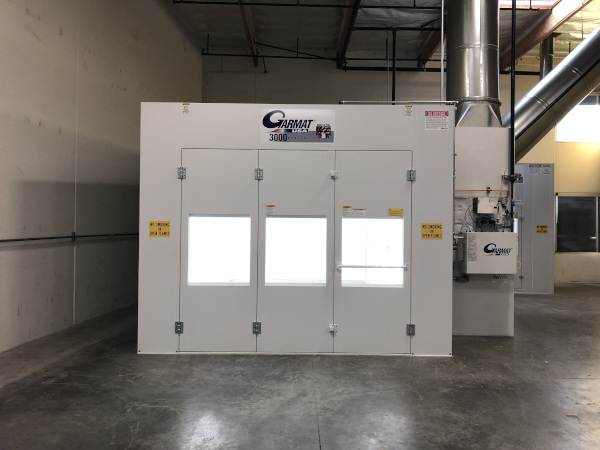 relyon Garmat 3000 downdraft spray