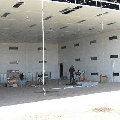 aerospace spray booths