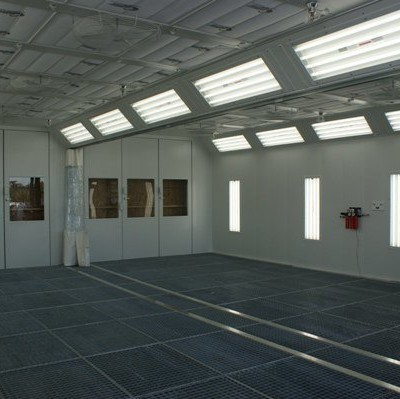 Collision Repair Spray Booths And Finishing Systems For