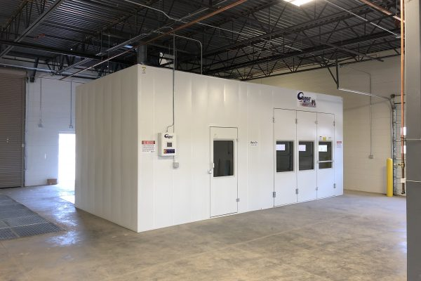 garmat down draft paint booth arizona